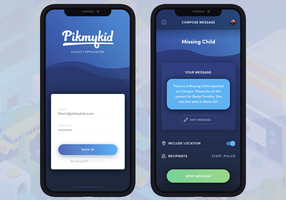 Download the PikMyKid App!