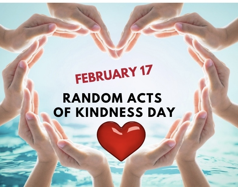 Random Acts of Kindness Day❤️