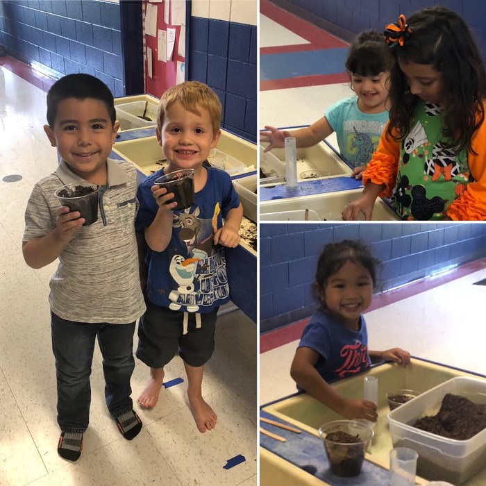 Science in PreK
