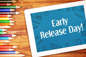 Early release @ 12:15