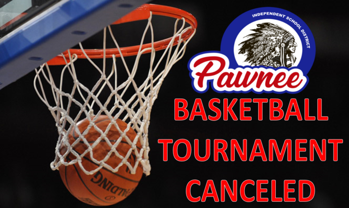 Tournament Canceled