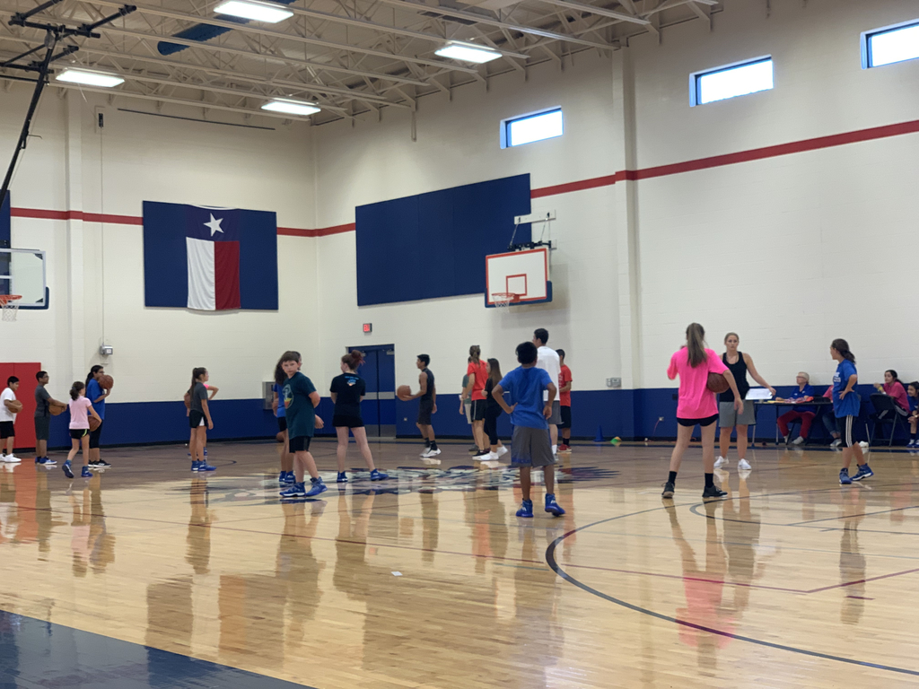 Basketball Camp 2019