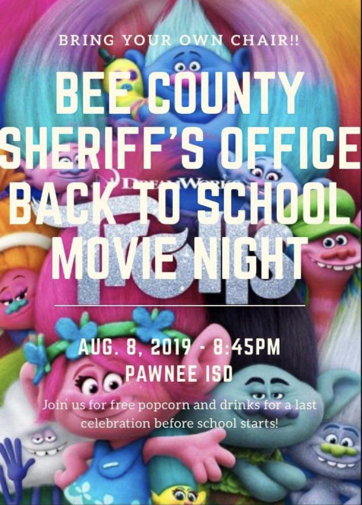Back to school movie night